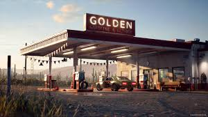 Great Location Gas Station/Convenient low rent